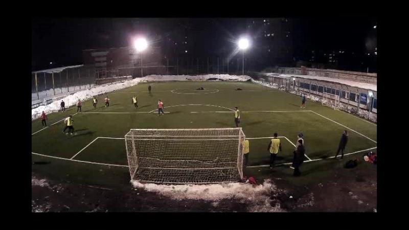 FC KRONA Nippes 0 1 0 1 ТЛДФ 2018 ч 2