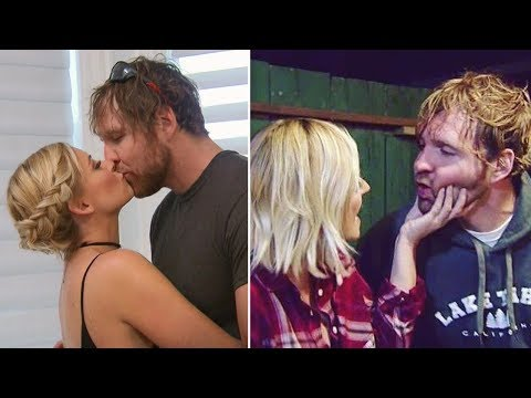 10 Surprising Things You Don't Know About Dean Ambrose Renee Young's Marriage