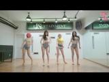 (LAYSHA) -  (Pink Label) Dance Practice Full Video