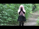 DIRTY WHITE - LOLITA STYLE (part 2 Lolita in the woods)