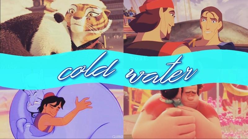 Cold water [non/disney friendship mep]