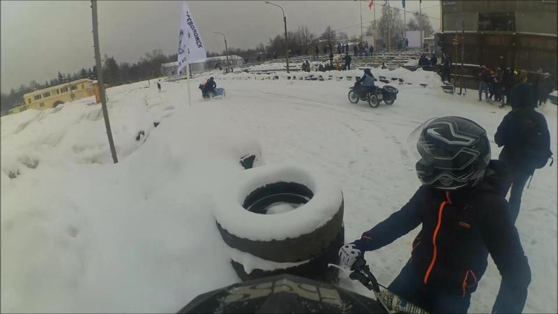 Урал гонка