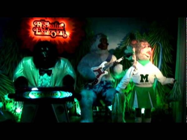 Davy JonesMonkees Tribute * The Rock-afire Explosion