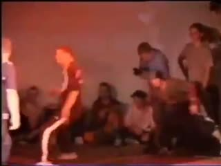BOTY 1999 Final East Europe - Suicidal Lifestyle & Elementary Force vs Jam Style Crew & Da Boogie Crew