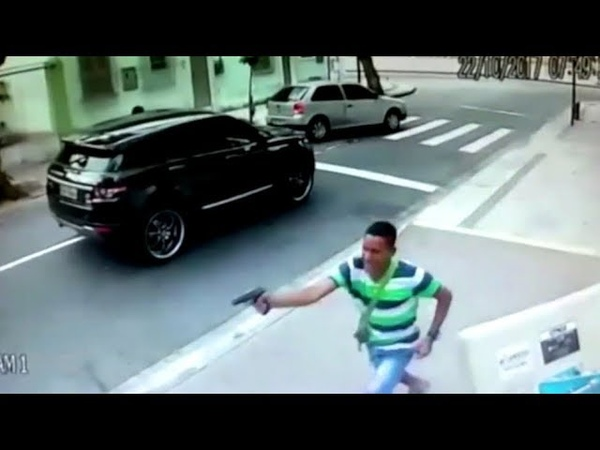 Brazilian Goalkeeper Jefferson Robbed At Gunpoint
