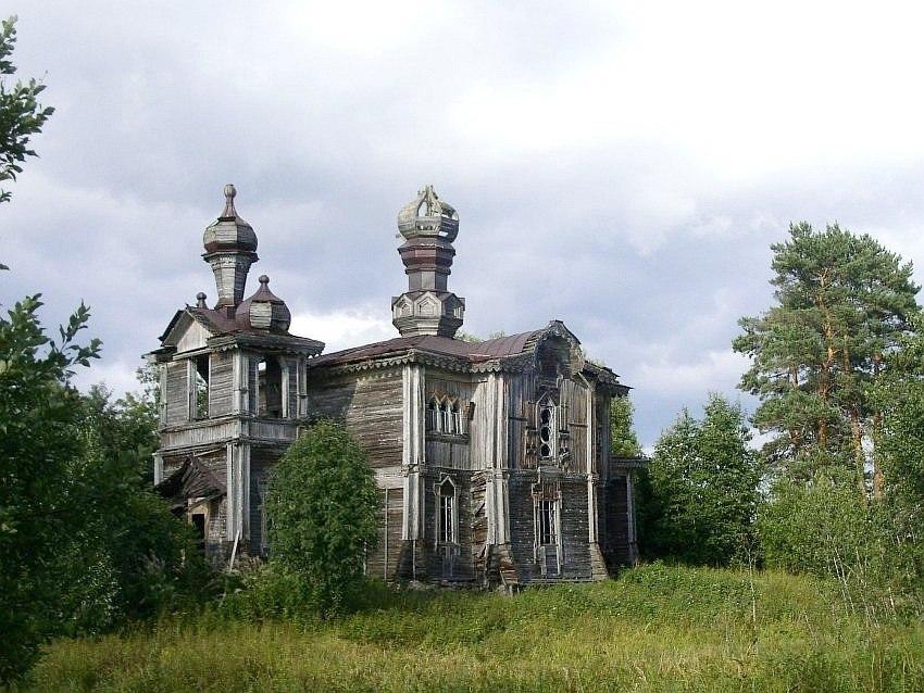 Заброшенные места Петербурга