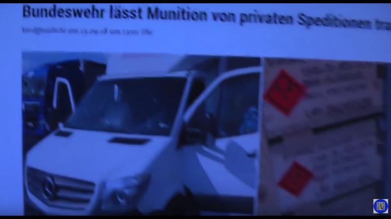 RE Mysteriöse LKW auf deutschen Straßen - was steckt ev. dahinter - staatenlos.info3 - Comedian