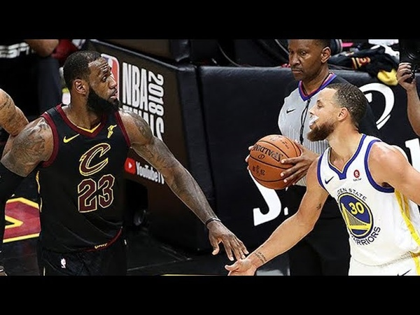 LeBron James last seconds on the court Cavaliers vs Warriors Game 4