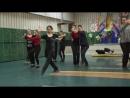 так мы учили военный танец