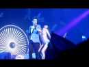 Violetta Live Paris - Abertura En gira, Tienes el talento, Euforia