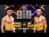 The Ultimate Fighter 27 — FINALE Michael Trizano vs. Joe Giannetti