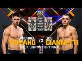 The Ultimate Fighter 27 — FINALE Michael Trizano vs. Joe Giannetti