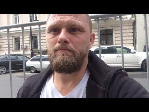 Задержание на согласованном Пикете у ОВД Тверское и Совета Федерации в Москве
