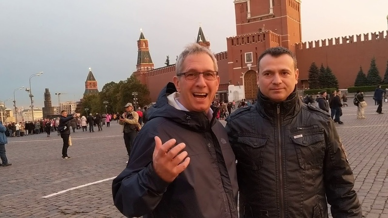 AppiTravels Appi_CEO in Moscow AppiMoscow Red Square