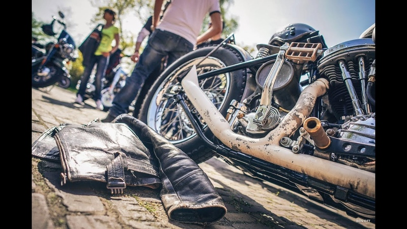 LIFE IS A RIDE - Harley-Davidson Thunderbike Team on the Road - A Ben Ott Film