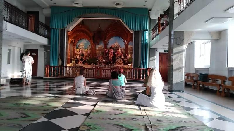 Джай Нарасимхадев!) в Киевском храме. Нарасимха.
