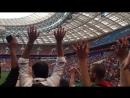 На матче Чемпионата Мира . Португалия- Марокко 🇵🇹🇲🇦🏆⚽️