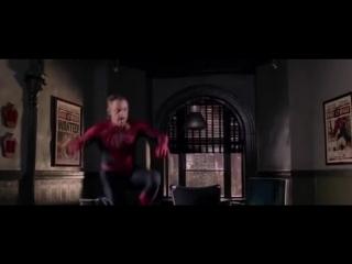 Удаленная сцена из Второго Человека-паука