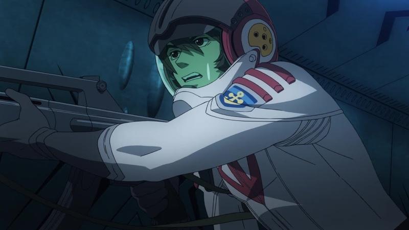 『宇宙戦艦ヤマト2202 愛の戦士たち』 第六章「回生篇」 ED主題歌 「大 12356