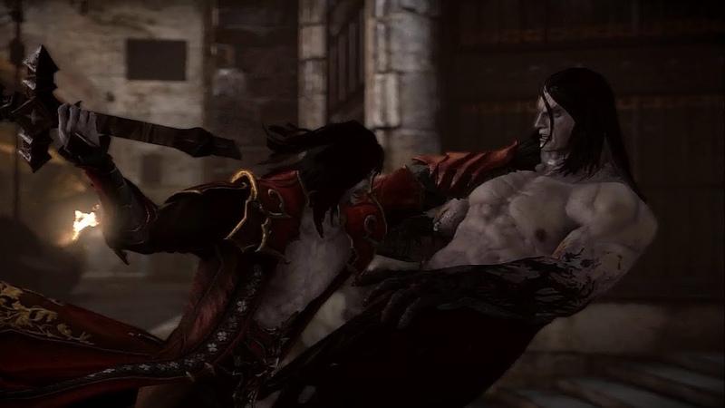 Castlevania: Lords Of Shadow 2 - Satan Death
