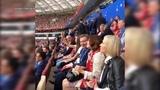 Рамзан Кадыров снял на видео, как он смотрел футбол с Алексеем Дюминым