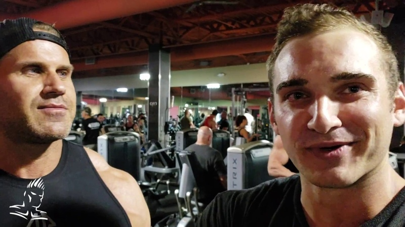 Jay Cutler to Cody Montgomery-YOU are not Classic!-Muscle Beach TV