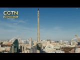Появилось видео сноса недостроенной телебашни в Екатеринбурге