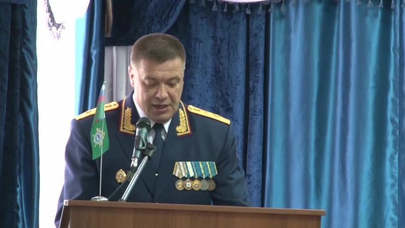Следственный комитет России отмечает 7-летие со дня образования
