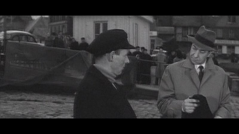◄Les violents 1957 Жестокие*реж Анри Калеф