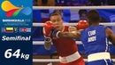 64kg Andy CRUZ GOMEZ Cuba vs Colombia BarranQuilla 2018