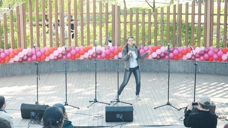 Воронеж 2014: Мирасоль III, концерт на форум-выставке