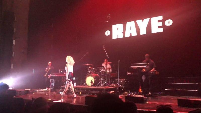 Raye Cigarette Live @ O2 Brixton Academy Rita Ora The Girls Tour 18.05.18