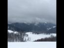 Перевал Пыв высота 2100 Редко кому везет быть в это время года там Всем огромное спасибо 🙏🏼 😎