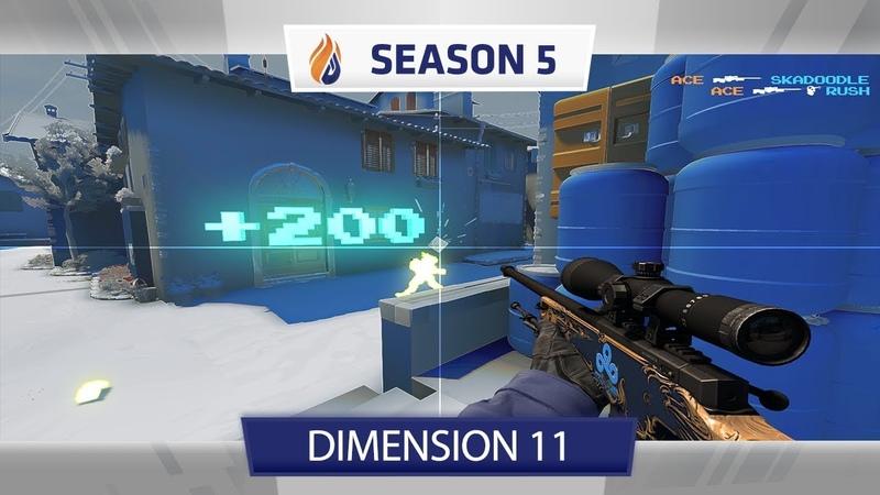 Dimension 11 (ECS S5 Fragmovie)