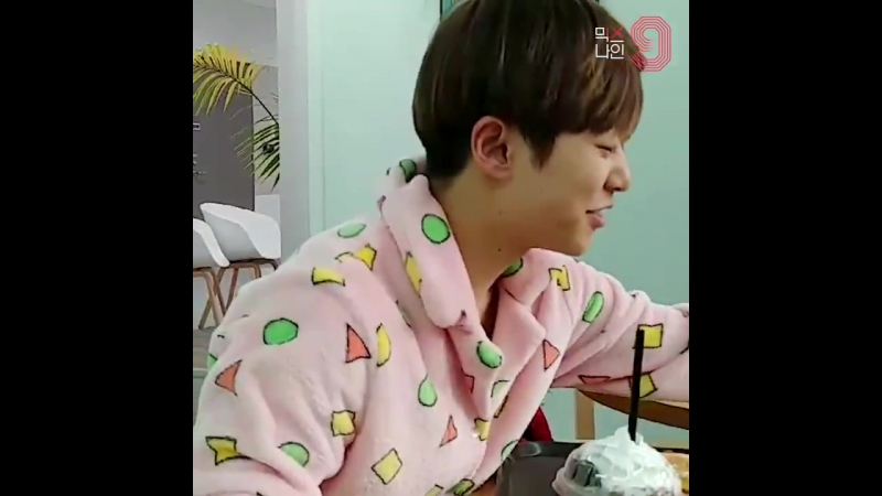 180112 • Behind 'Minseok..Pajamas..Meal to mp4..' with MIXNINE • Laun