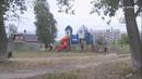 В Мирном появились дорога детская площадка и парковки