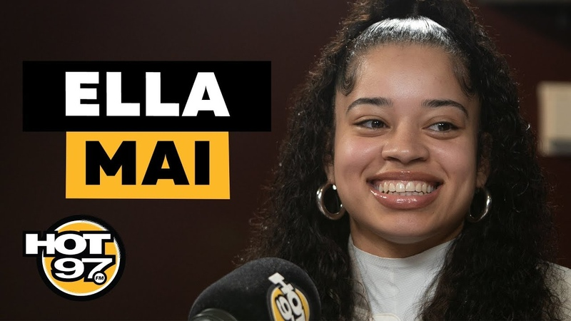 Ella Mai Addresses Jacquees Situation, Rumored Sex Tape, Success Of 'Boo'd Up'