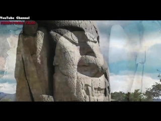 Необъяснимые статуи исчезнувшей цивилизации