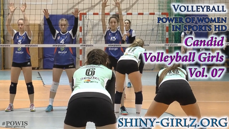 Beauty in Sports Volleyball Vol. 07