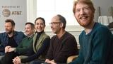 Joel McHale, Emmy Rossum on Netflix's 'A Futile And Stupid Gesture' - Sundance 2018