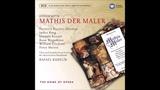 Hindemith - Mathis der Mahler Tableau 1 (complet) Scene 1