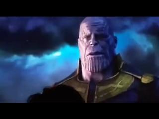 Война Бесконечности / Avengers_ Infinity War (Танос и Гамора)