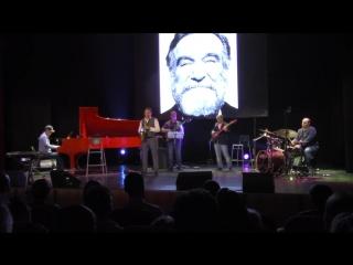30 april, 2018. 42nd Street Band. International Jazz Day in Kemerovo State University