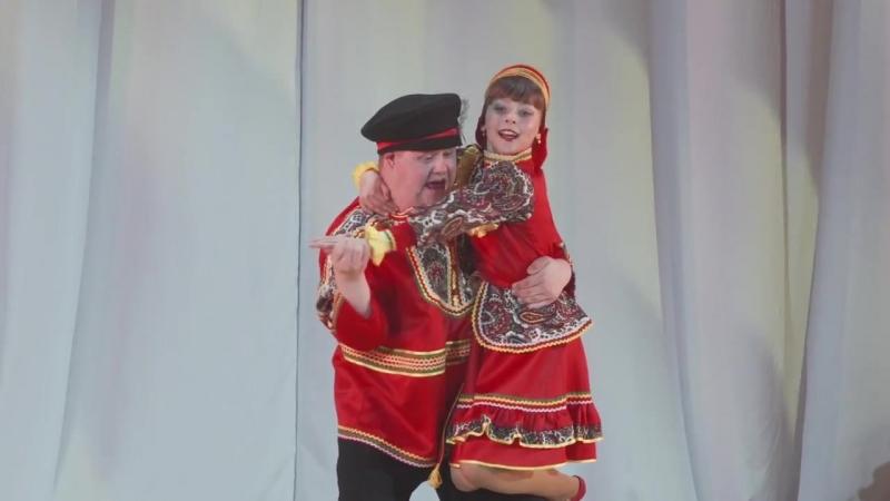 Сладкая ягодка - Cтудия современного танца Хобби-Шанс, г. Родники (Ивановская область)