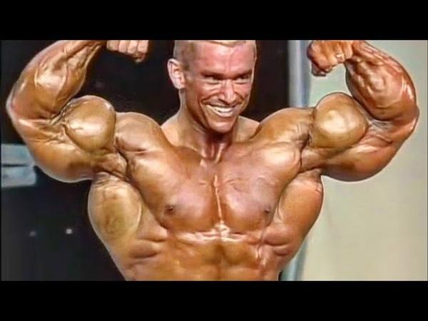 Lee Priest Posing in His Best Shape - 24 Years Old Genetic Freak