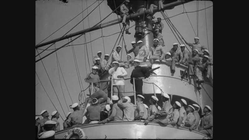 Battleship Potemkin (1925) Sergei Eisenstein - subtitulada