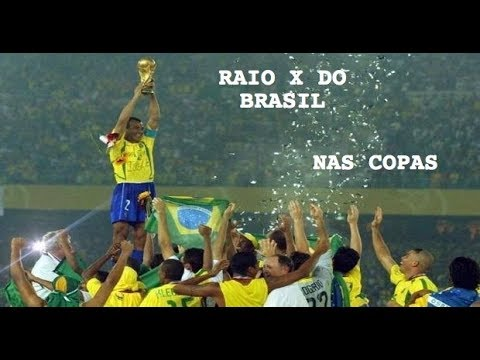 Raio X do Brasil nas Copas