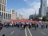Первый Канал о митингах 28-29 июля
