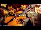Chanson dautomne par Georges Brassens ПЕСНЯ С ТИТРАМИ