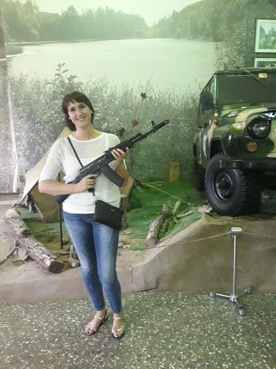 Валентина Калугина